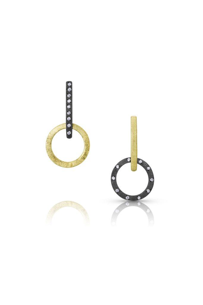 Kaali Designs Geometric Earrings